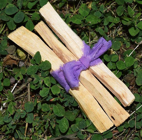 Ethical Palo Santo Wood Bundle Set of 3