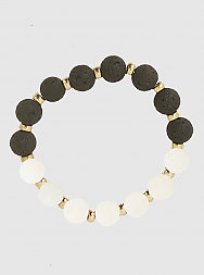 Diffusion Lava Bracelet