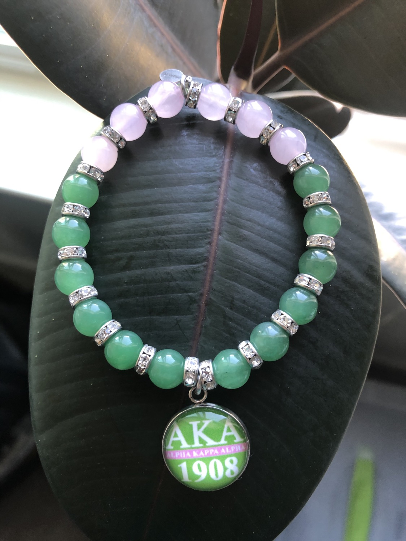 Thumbnail: Greek Life Gemstone Bracelets