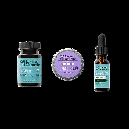 Standard Potency Sample Pack