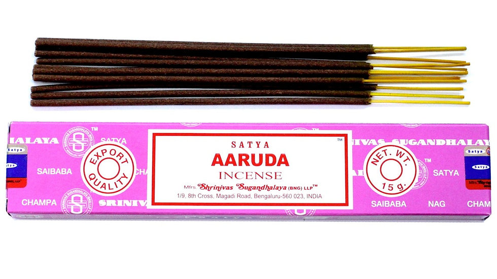 Aaruda Incense