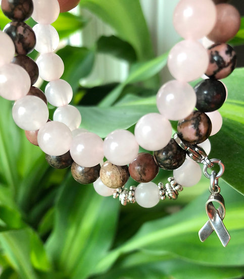 "Choose Your Charm ""Pink Passion"" Stackable Set"