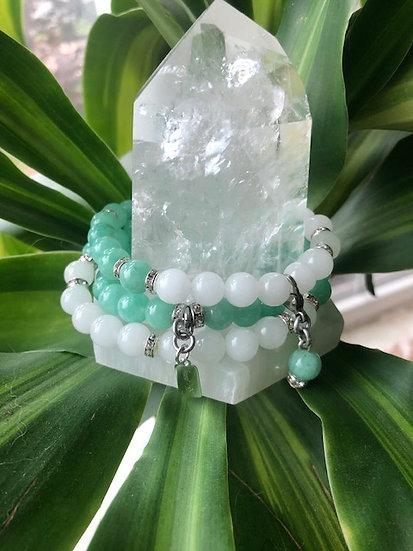 """Our """"Mint Condition"""" Stackable Bracelet Set"""