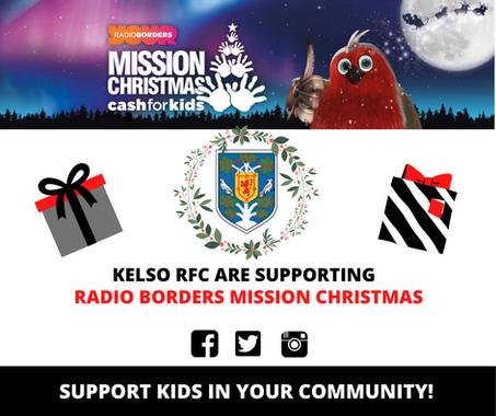 Radio Borders Cash for Kids- Mission Christmas