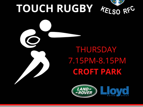 Kelso Touch Rugby