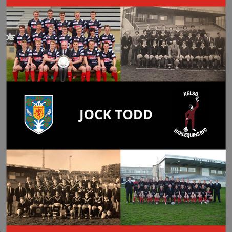 Jock Todd Tributes