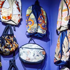 Clementine Sandner - Mikan - Kimono Upcycling