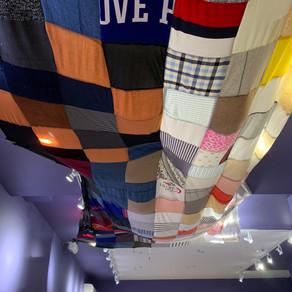 Leah Li, Chuhua Liang - The Collage of Textiles - Origin of Quilt