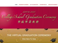 University Virtual Graduation Ceremony