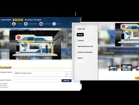 Virtual Exhibition Platform for Thailand Impact Exhibition and Convention Centre