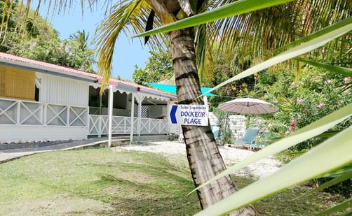 Vacances à la villa Douceur Plage à Marie-Galante
