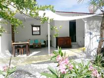 détail villa Havana à marie-galante