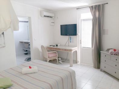 détail de la chambre Havana marie-galante