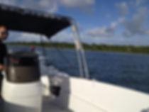 permis bateau à marie galante