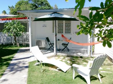 Chambre Café Duo La Rose du Brésil Hôtel Marie-Galante