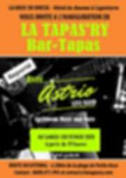 concert astrio 11 janvier 2020 REPORTE A