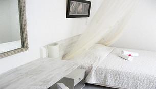 Chambre jardin vanille hôtel la rose du brésil Capesterre de Marie-Galante