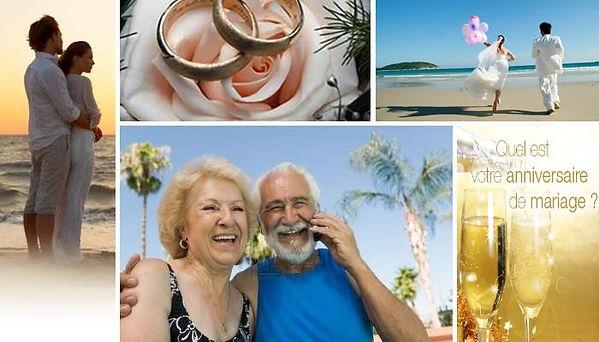 illustration package romance avec la rose du brésil hotel marie galante