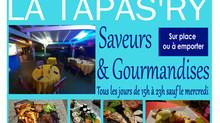 Restaurant et Bar-tapas au TOP