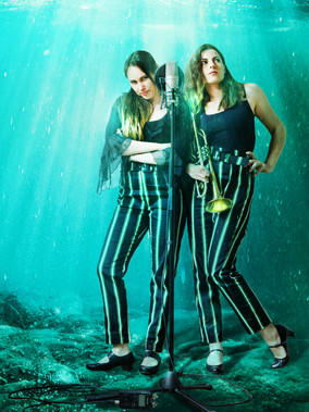 MermaidRadio Promo Underwater