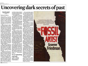 The First Review: The Fossil Artist