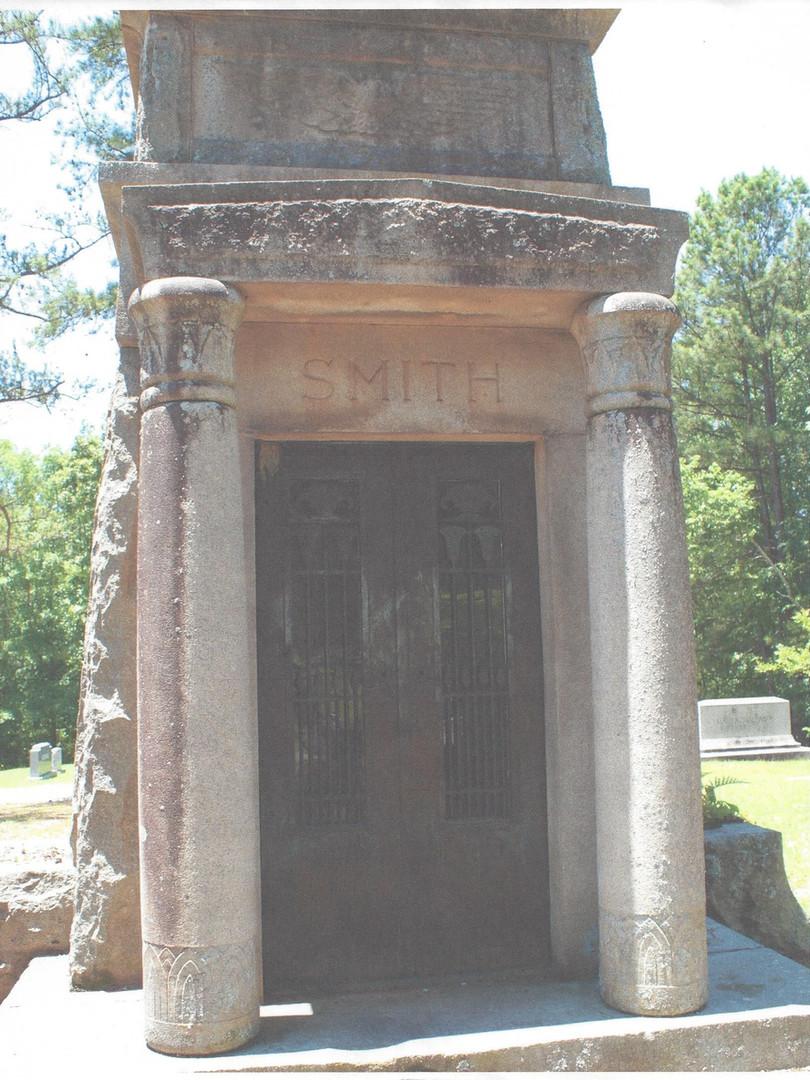 James Monroe Smith Grave