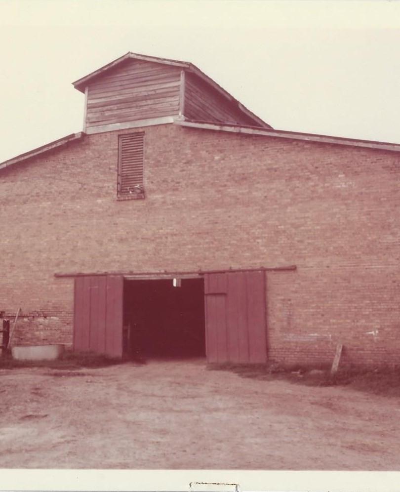 Equestrian Barn