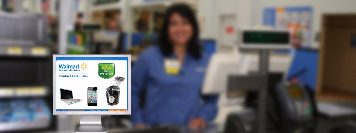 Walmart Product Care Plans
