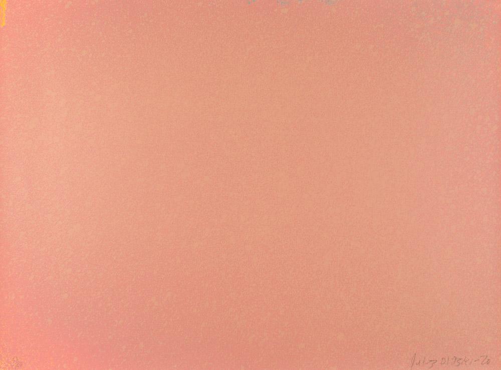 Olitski - Pink Yellow, 1970