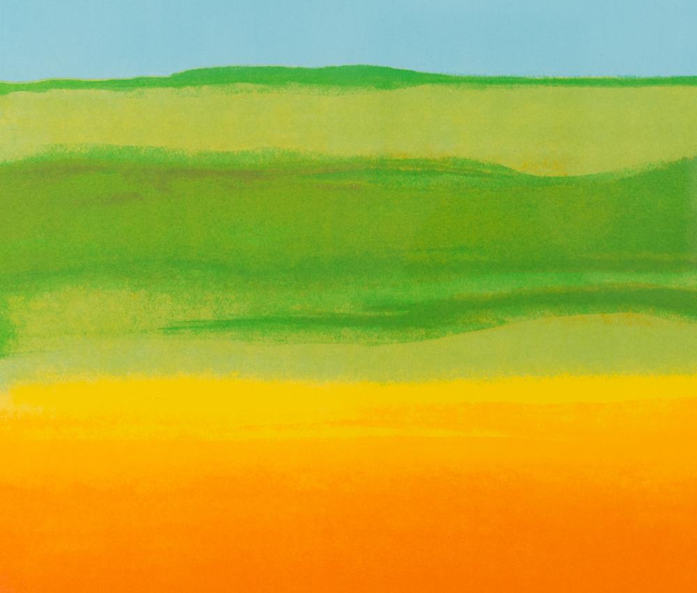 Richard Mayhew - Landscape for Bob