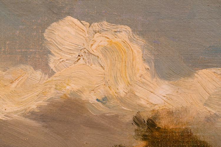 Detail of Corot