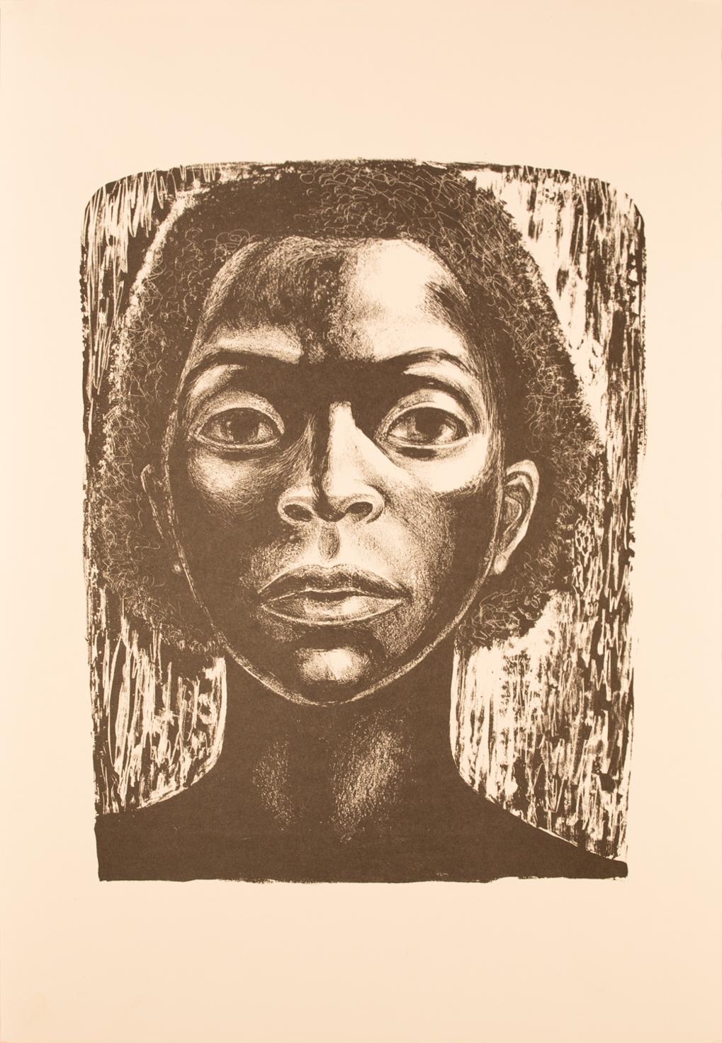 Catlett - The Black Woman Speaks