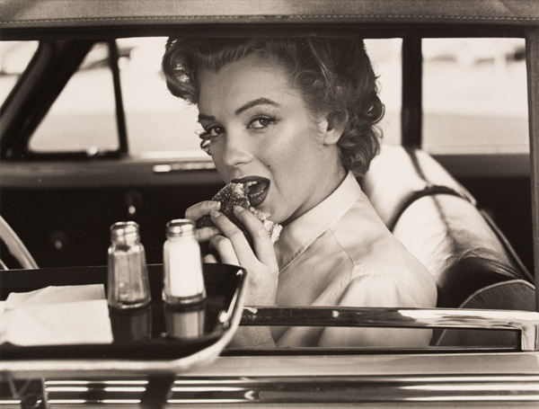 Marilyn at the Drive-In, 1952-8