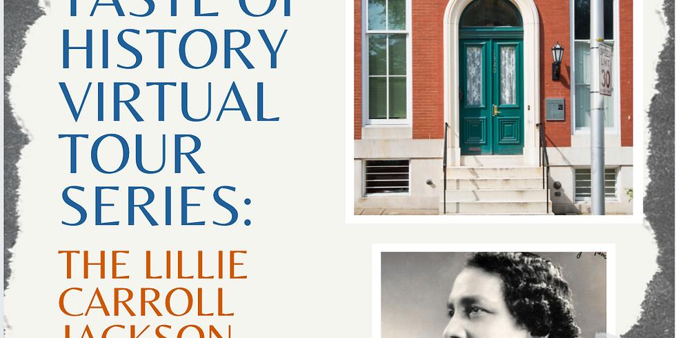 Taste of History: The Lillie Carroll Jackson Civil Rights Museum