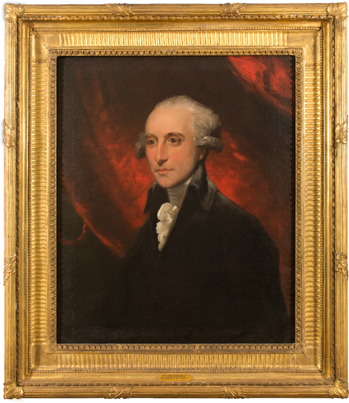 Gilbert Stuart - William Windham