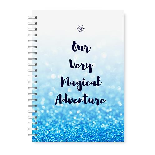 Our Magical Adventure Theme Park Adventure Planner