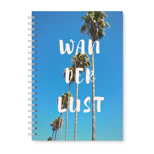 Wanderlust Travel Planner
