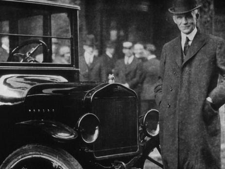 Henry Ford não perguntou às pessoas o que elas queriam. Você deve fazer diferente.