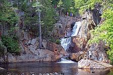 Smalls Falls waterfall