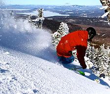 Skiing at Saddleback