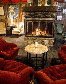 Rangeley Tavern Fireplace