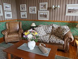 The Rangeley Inn Parlor