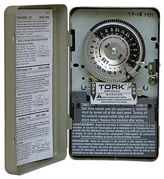Timer tork 24 horas