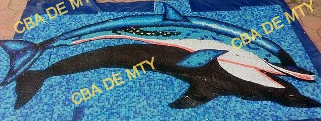 figura de venneciano delfin 4x3 m _CBADEMTY