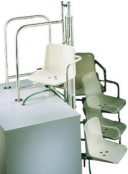 elevador electrico para albercas discapacitados
