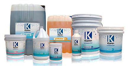 La marca mas vendida en cba de monterrey Klaren quimicos para alberca