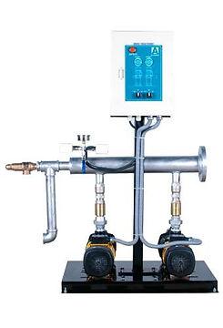 sistema de presion duplex con variador de velocidad