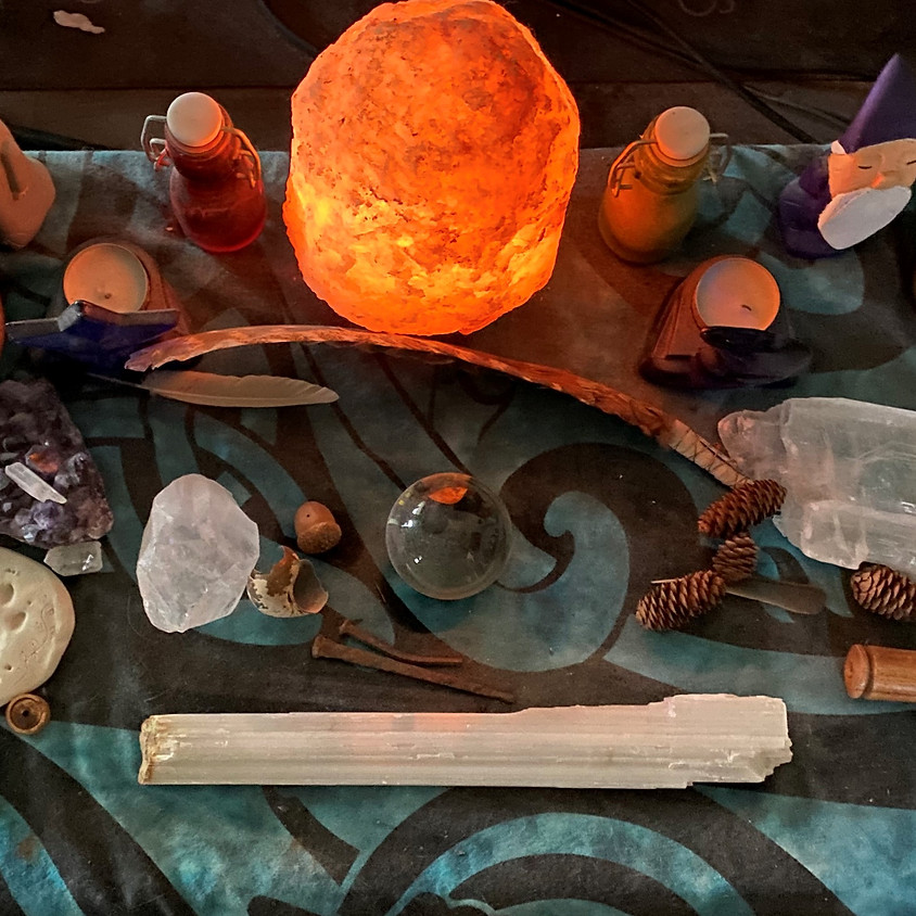 Creating a Personal Sacred Space