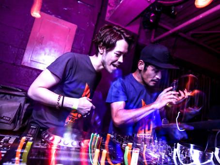"Beatfreak Recordings Showcase"" IN TOKYO at R Lounge 2018.10.27"