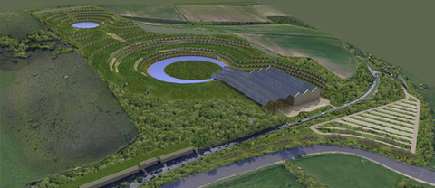 SOUTH DOWNS NATIONAL SOLAR ECOLOGY PARK